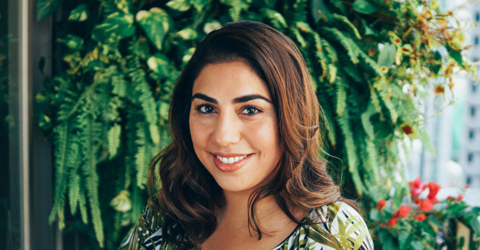 Green Queen co-founder Sonalie Figueiras Photo: Alan Pang/The Loop