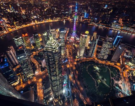 Loop into Shanghai