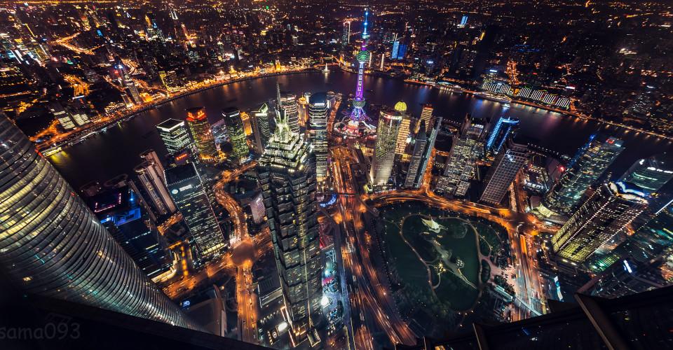 Shanghai. Photo: Sama093/Flickr via Creative Commons 2.0