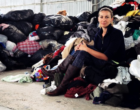 Redress Founder Combats Waste in the Fashion Industry