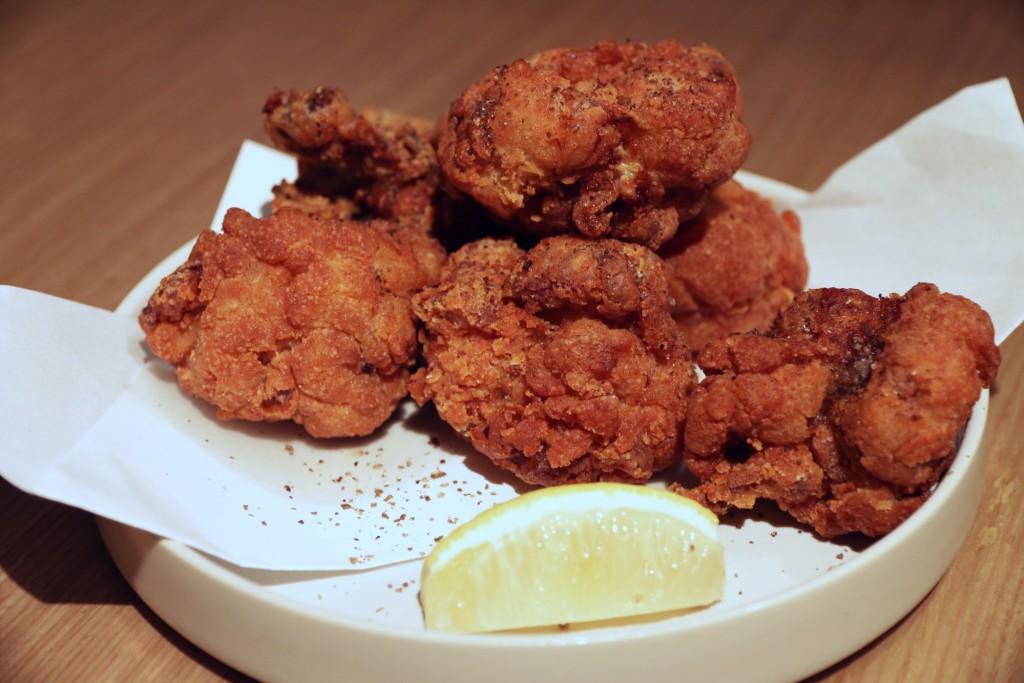 Tabibito fried chicken