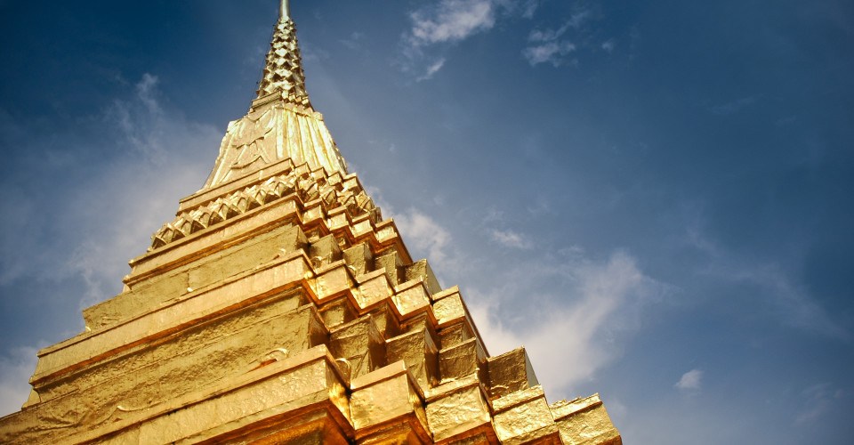 Wat Phra Kaew Bangkok. Photo: Pankaj Kaushal Flickr