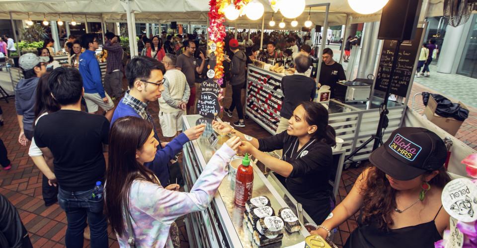 Tong Chong Street Market 2015