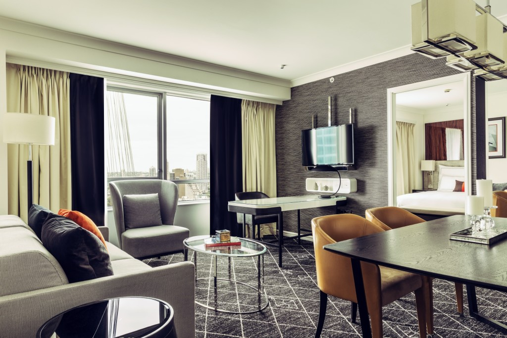 Swissotel Sydney - Executive Suite