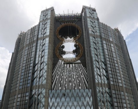 Studio City Macau shoots for the stars