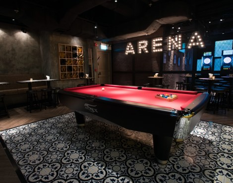 Arena Bar by Zerve