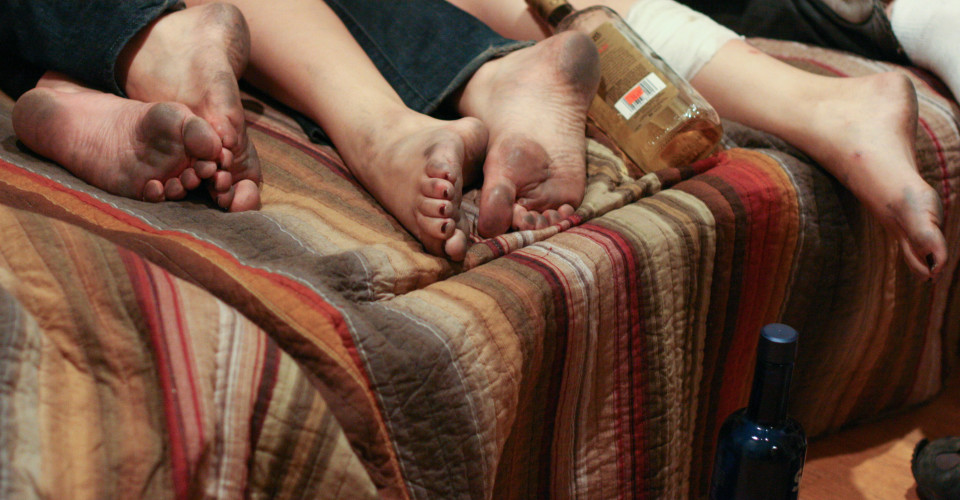 Hangover Bed One Night Stand Photo: Opacity/Flickr
