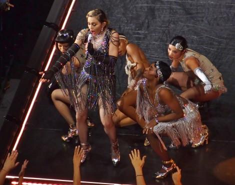 Madonna's Rebel Heart Tour in Macau