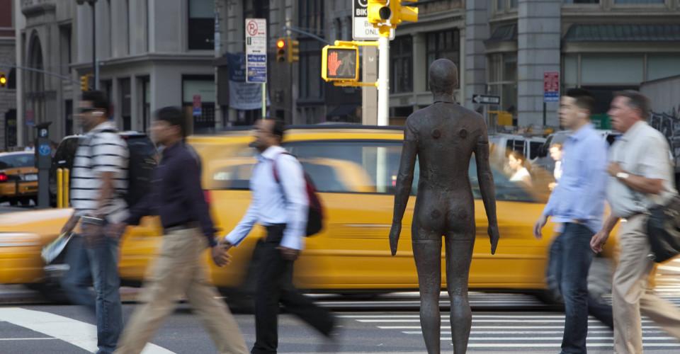 Event Horizon in New York City, 2010. Photo: James Ewing