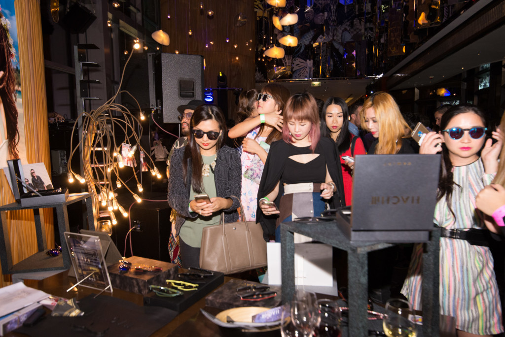 W Hotel - Woobar - Fashion Timeout