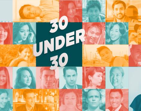 Hong Kong's 30 Under 30 2015