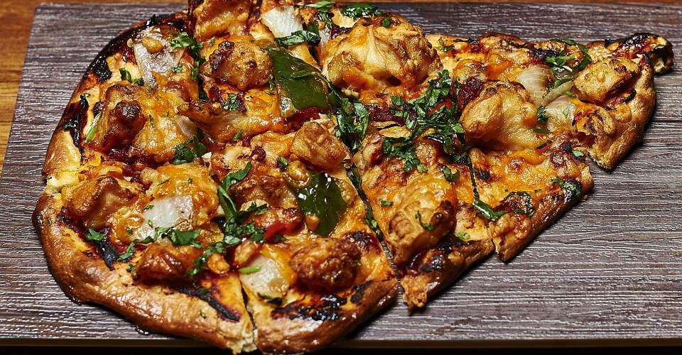 bindaas NaanZa Chicken