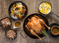 Christmas Turkey Takeaway Set by Woolly Pig Hong Kong Nov 15-Dec 15, 2017