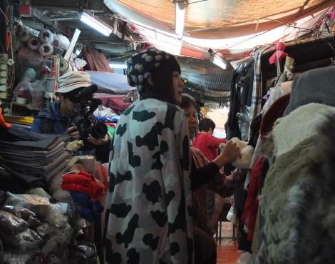 FLOW: The Yen Chow Street Hawker Bazaar Fashion Street Parade