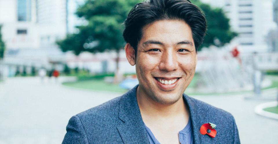 Edward Lau. Photo: Alan Pang