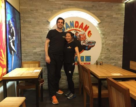 Jerome Plassat of Dandan Soul Food From Sichuan