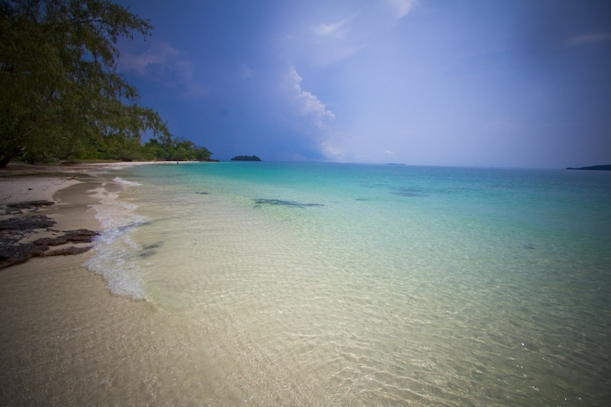 Koh Rong, Cambodia Beaches. Photo: Aaron Bradford/Flickr CC