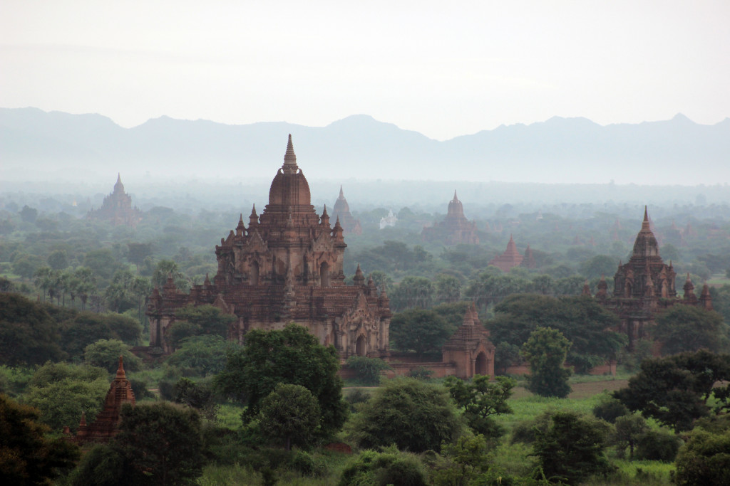 Bagan Temples. Photo: KX Studio/Flickr CC