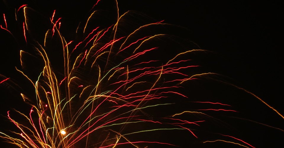 New Years Eve Fireworks. Photo: Andhika Padmawan/Flickr CC