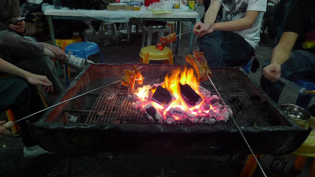 Hong Kong-style barbecue. Photo: chinnian / flickr CC
