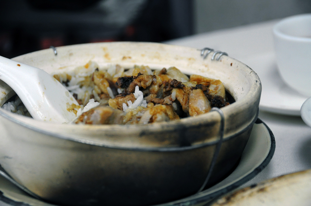 Claypot rice makes the day go right. Photo: faungg / Flickr CC