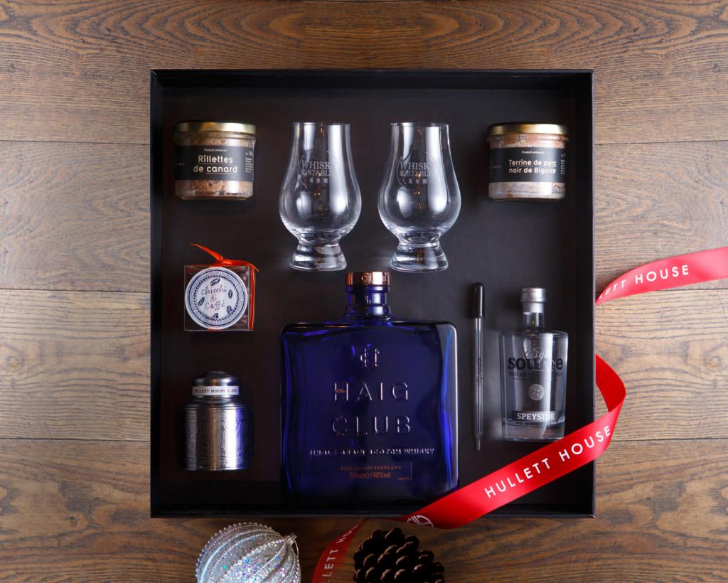 Hullett House Whisky Set