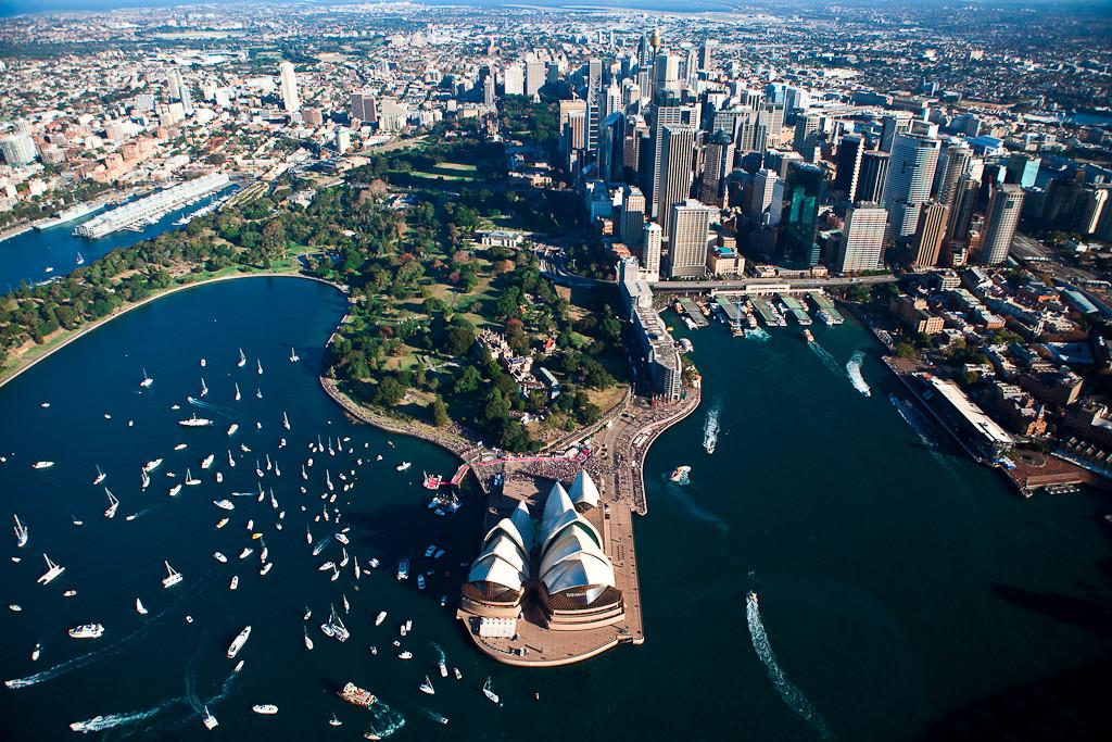 Sydney Opera House. Photo Pavel Flickr CC