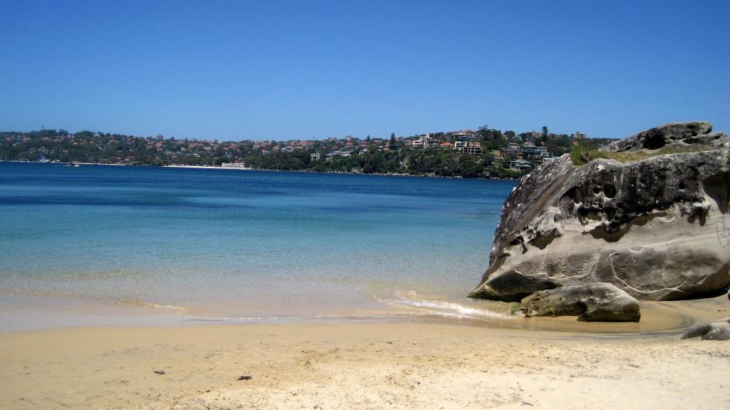 Manly Beach Sydney. Photo Grace Wye Flickr CC
