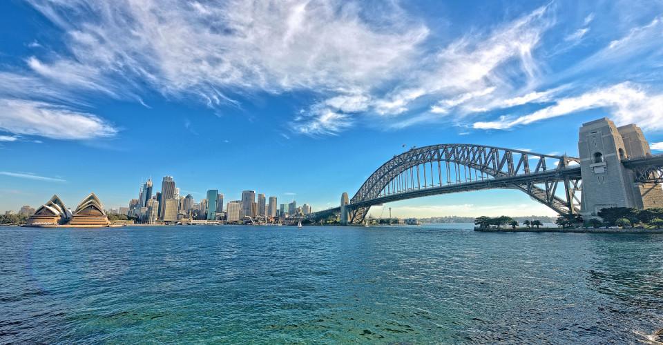 Sydney Harbour Photo Jason James Flickr CC