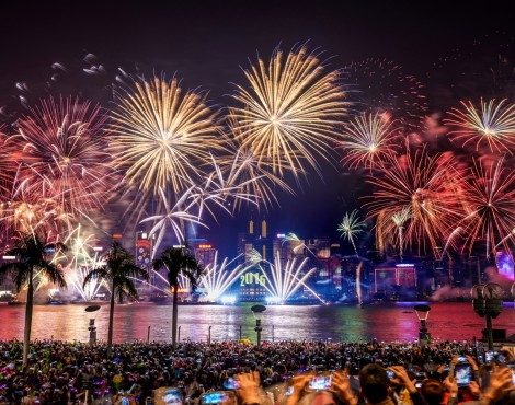 New Year's Eve Countdown Parties 2016