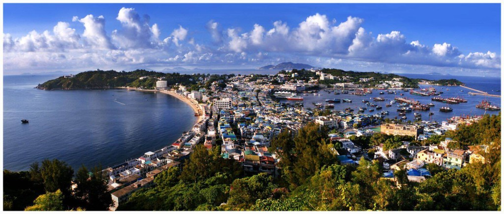 Cheung Chau in all its glory. Photo: Au Yuen-yam