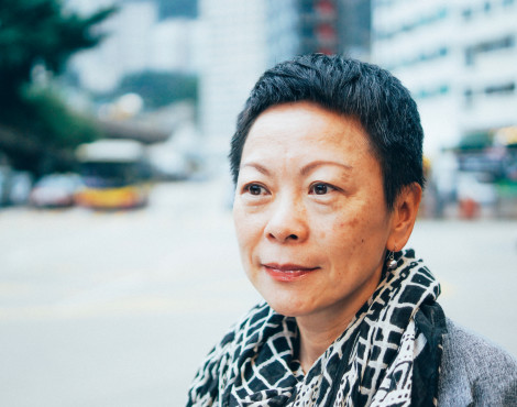 Journalist Shirley Yam on Hong Kong Press Freedom