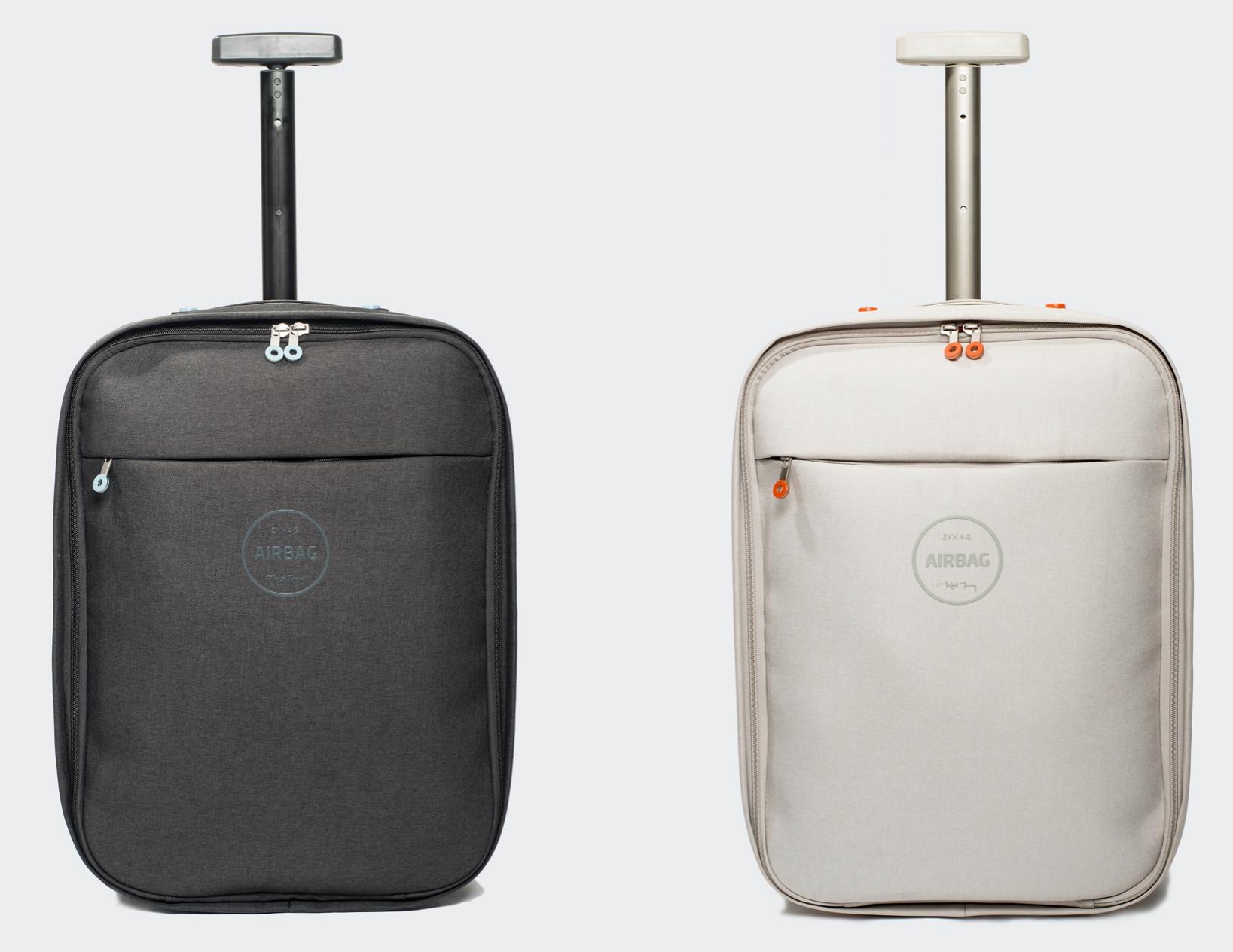 Zixag -AirBag Carryon Travel