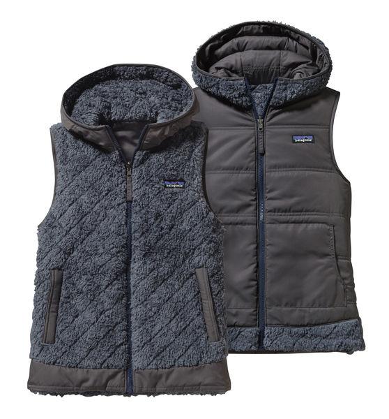 Patagonia Los Gatos Hooded Fleece Vest