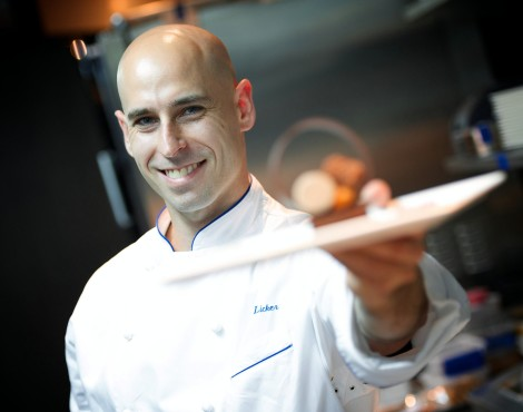 Pastry Chef Jason Licker of Cé La Vi