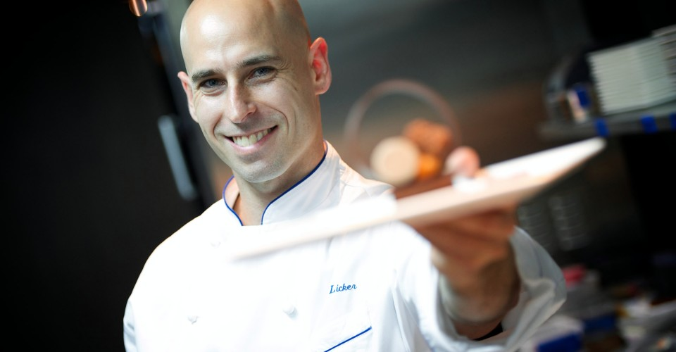 Jason Licker - Ce La Vie Pastry Chef