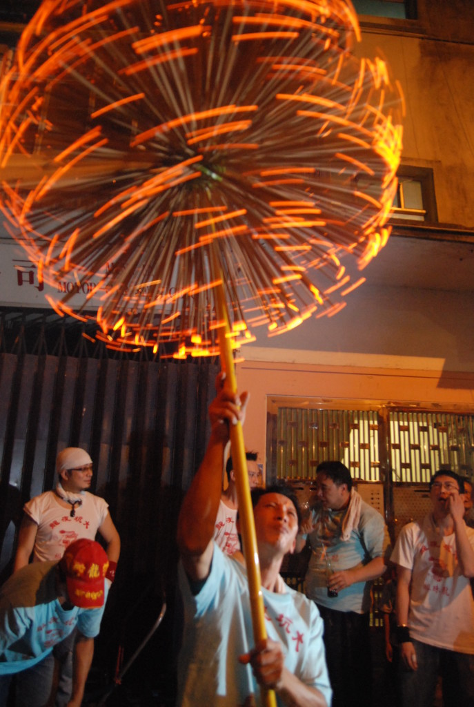 Tai Hang Fire Dragon Dance. Photo: Clare Jim / Flickr