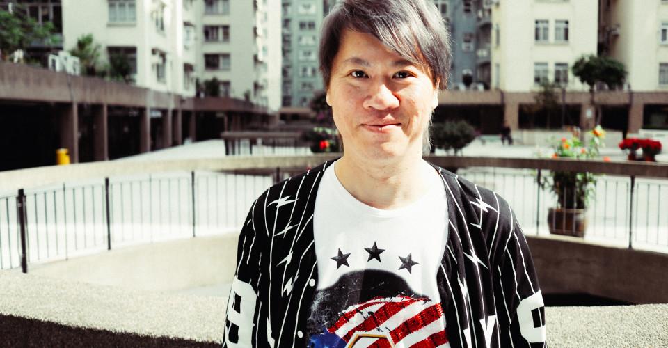 Hong Kong Homies Martin Lam 40s Hairdresser