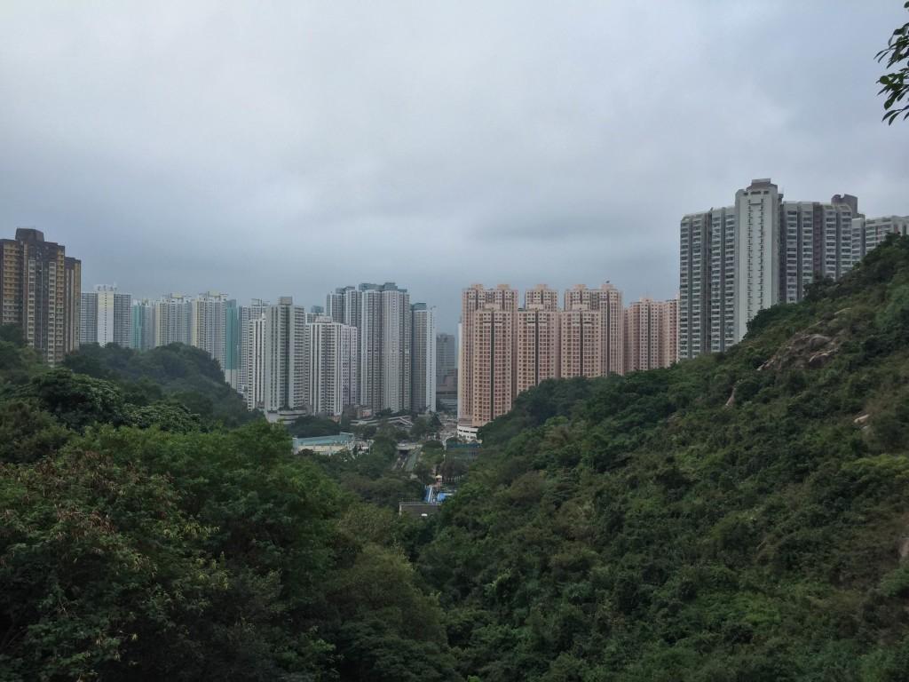 Stunning view of Kowloon Bay