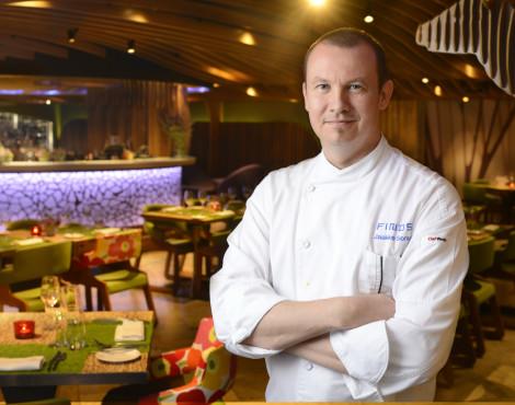 Dishin' the Dirt: Chef Jaakko Sorsa of FINDS