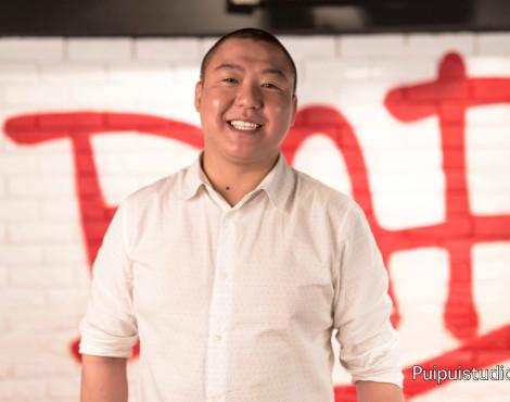 David Sung of La Cantoche