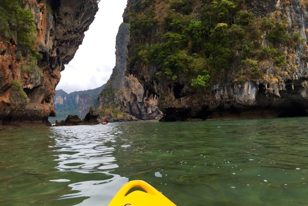 Kayak Railay