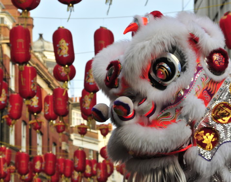 Alternative Chinese New Year Blessings