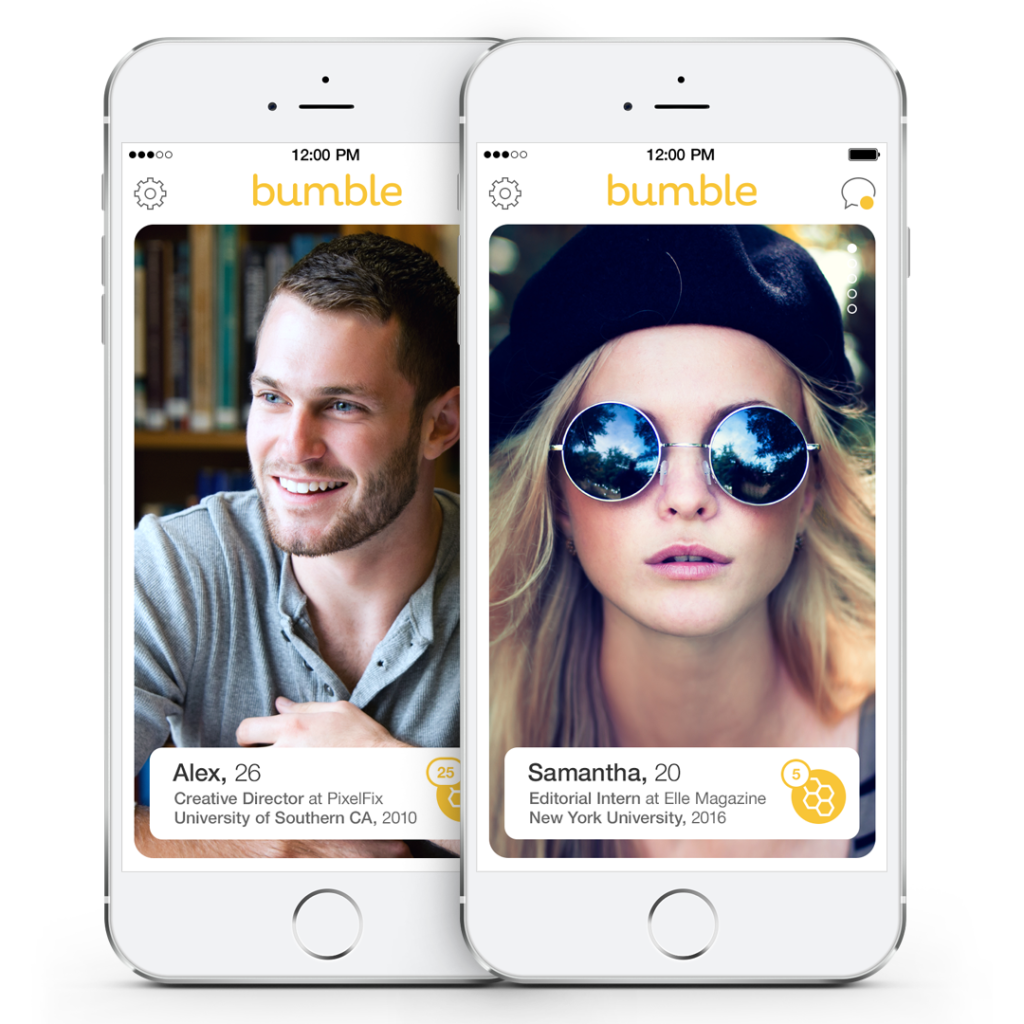 Is bumble a hookup site