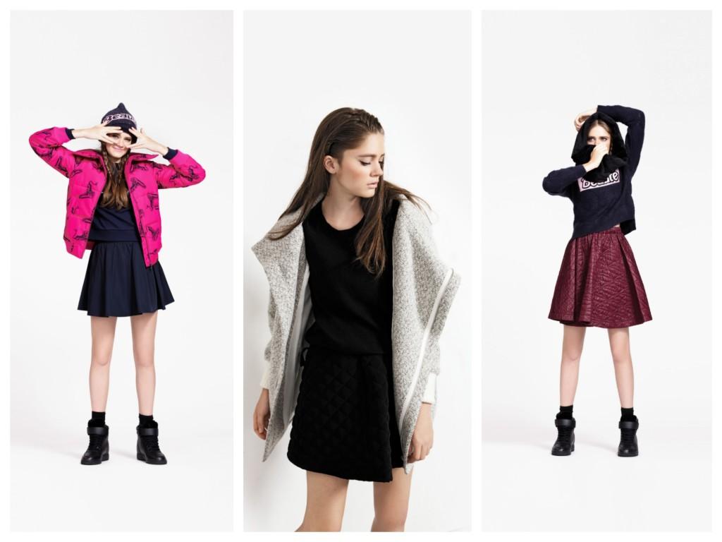 b+ab FW15 Fashion Line Lookbook
