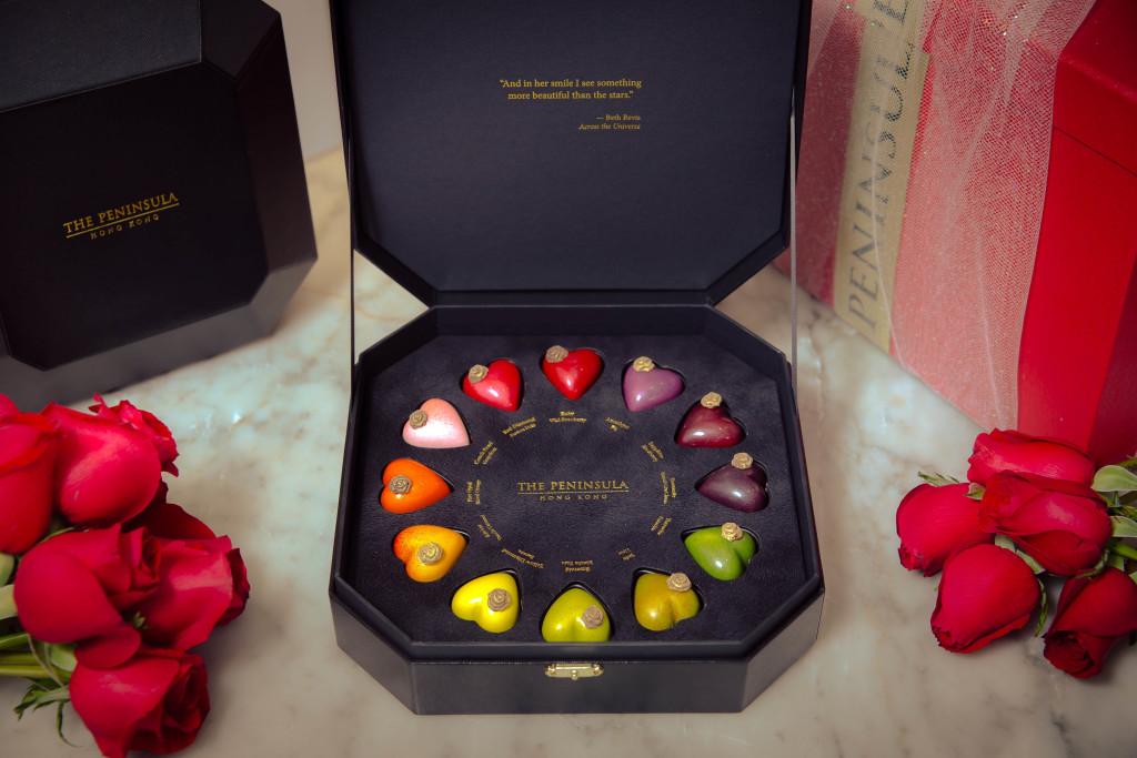 The Peninsula Chocolate Box