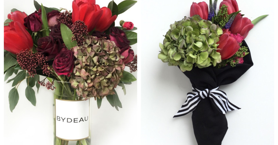 The Belle flowers from BYDEAU
