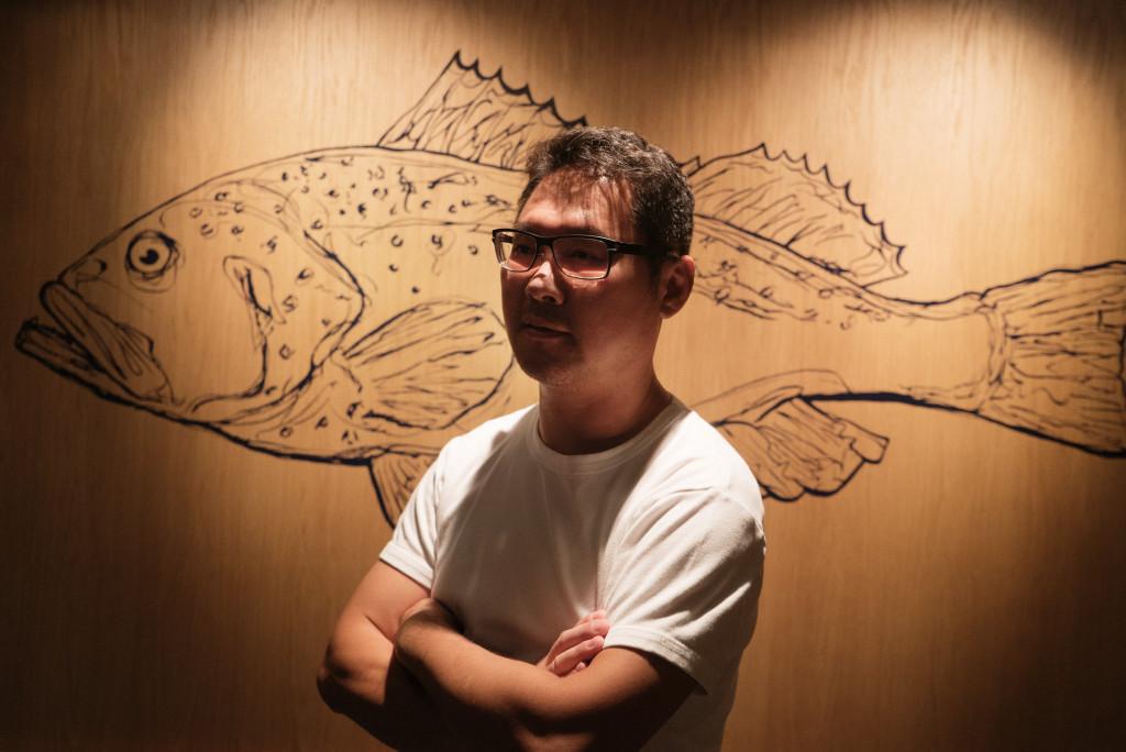 David Lai from Fish School