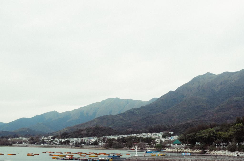 The view from Tai Mei Tuk. Photo: Alan Pang/The Loop HK
