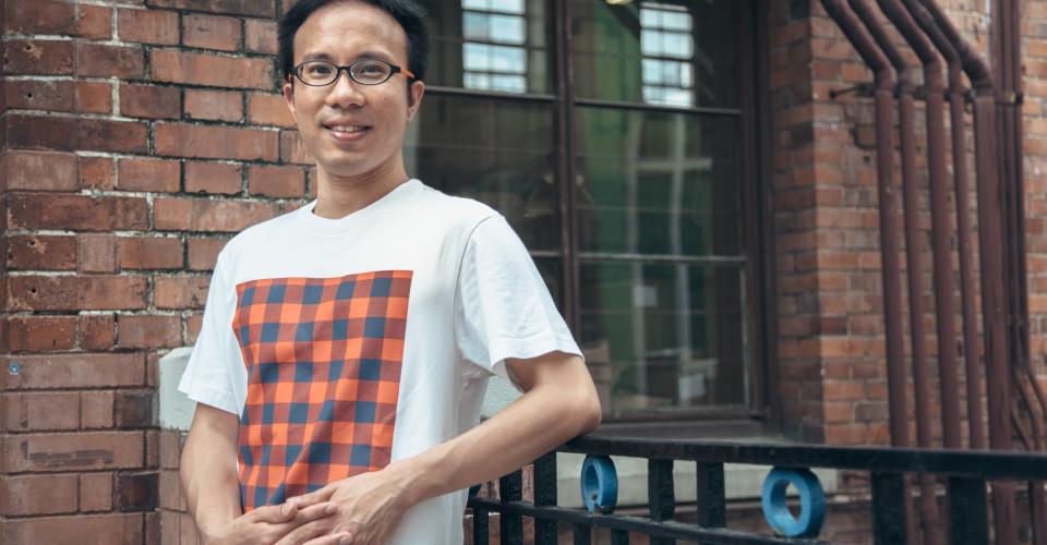Haider Kikabhoy of Walk in Hong Kong